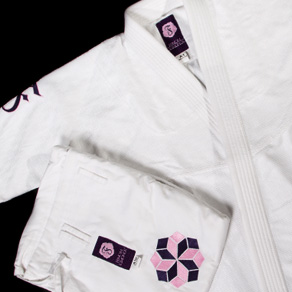 FENOM CHESS WEAVE GI - WHITE